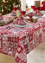 Товары для дома Домашний текстиль Скатерть Tirol 162464670
