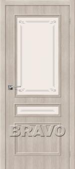 Двери Межкомнатные Симпл-15.2 Cappuccino Veralinga СТ-Mystic