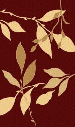 Ковры ТАТ Brilliant Collection 0702 cream-red овал