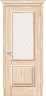 Двери Межкомнатные Классико-13 Без отделки Magic fog