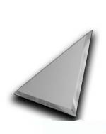 Керамическая плитка ДСТ Плитка зеркальная треугольная ТЗСм1-04
