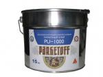 Паркетная химия Parketoff Паркетный клей Parketoff PU-1K
