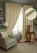 Товары для дома Домашний текстиль Комплект штор Plain Lux-SH PL123909612