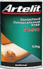 Паркетная химия Artelit Клей для пробковых покрытий SB-510