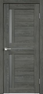 Двери Межкомнатные Duplex 3 Дуб Шале графит ПО