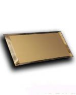 Керамическая плитка ДСТ Плитка зеркальная прямоугольная ПЗБ1-02