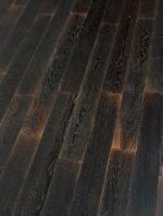 Массивная доска Wood Bee Дуб Антик Блэк 401