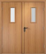 Двери Входные ДПО двустворчатое ПВХ