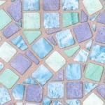 Самоклеющаяся пленка D&B Голубая мозаика 8062