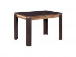 Мебель Витра Обеденный стол Орфей 16 дуб Венге, Зебрано глянец