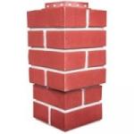 Для дачи Отделка стен Угол широкий Purple Red