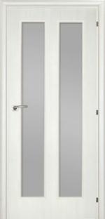 Двери Межкомнатные Saluto 202 v белый палисандр