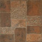 Керамогранит Lasselsberger Ceramics Керамогранит Медичи 6046-0160 каштановый