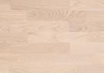 Паркетная доска Befag Дуб Дунайский белый лак Натур
