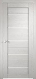 Двери Межкомнатные Duplex Белый дуб ПГ