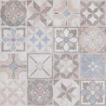Керамогранит Lasselsberger Ceramics Керамогранит декор Macedonia 6046-0394 геометрия