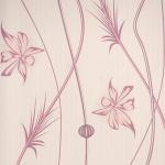 Стеновые панели ПВХ 0122-3 Лиана фуксия