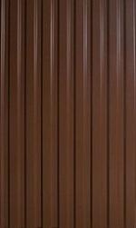 Для дачи Кровля Профлист C8 стеновой RAL8017 коричневый