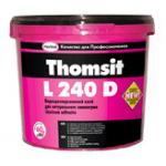 Паркетная химия Thomsit Клей для ПВХ Thomsit L 240 D