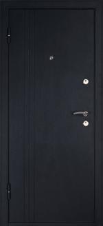 Двери Входные Лайн 1 беленый дуб