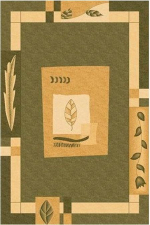 Ковры Kaplan Kardesler Imperial Carving 1287 moss-moss