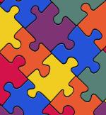 Линолеум Ivc Puzzle Colour 050