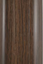 Плинтус Идеал Пластиковый плинтус с кабель-каналом Каштан 351