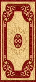 Ковры ТАТ Brilliant Collection 0085 cream-red
