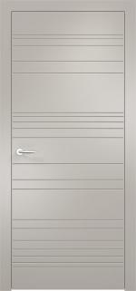 Двери Межкомнатные Дверное полотно Севилья 20 Софт Грей