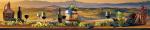 Стеновые панели Кухонные фартуки Винная долина 330701-00