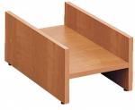 Мебель Витра Тумба под системный блок Альфа 61.24 Ольха