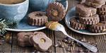 Стеновые панели Кухонные фартуки Голубой сервиз 070502-00