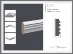 Строительные товары Лепной декор Молдинг U 011