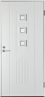 Двери Входные B0060 Белая