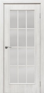 Двери Межкомнатные Pronto 10012 L Дуб Медео