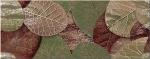 Керамическая плитка Azori Декор Leaves 20.1*50.5