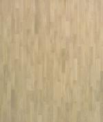 Паркетная доска Upofloor Дуб Селект Белое масло (Oak Select White Oiled) 3-полосный