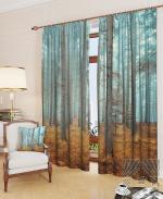 Товары для дома Домашний текстиль Таинственный лес 900308