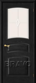 Двери Межкомнатные М16 Т-08 (Венге) ПО СТ-Полимер