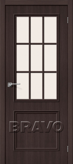 Двери Межкомнатные Симпл-15.2 Wenge Veralinga СТ-Mystic
