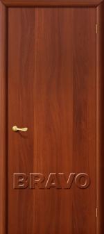 Двери Межкомнатные Л Гост Л-11 (Итальянский Орех) ПГ