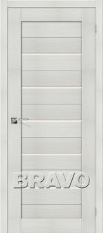 Двери Межкомнатные Порта-22 Bianco Veralinga СТ-Magic Fog