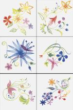 Керамическая плитка Bardelli Панно Primavera Colore PC02000