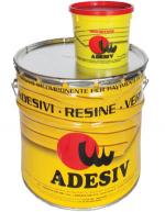 Паркетная химия Adesiv Паркетный клей Pelpren PL6 двухкомпонентный