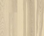 Паркетная доска Karelia Ясень кантри белый матовый (Ванилла Матт) 138 мм