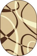 Ковры Карат Сапфир 06-11 овал