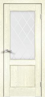 Двери Межкомнатные Classico 2V Слоновая кость