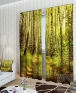 Товары для дома Домашний текстиль Березовая роща 900380
