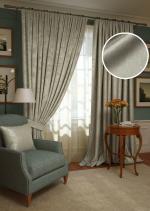 Товары для дома Домашний текстиль Комплект штор Plain Lux-SH PL123909660
