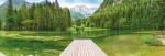 Обои Komar 4-538 Green Lake
